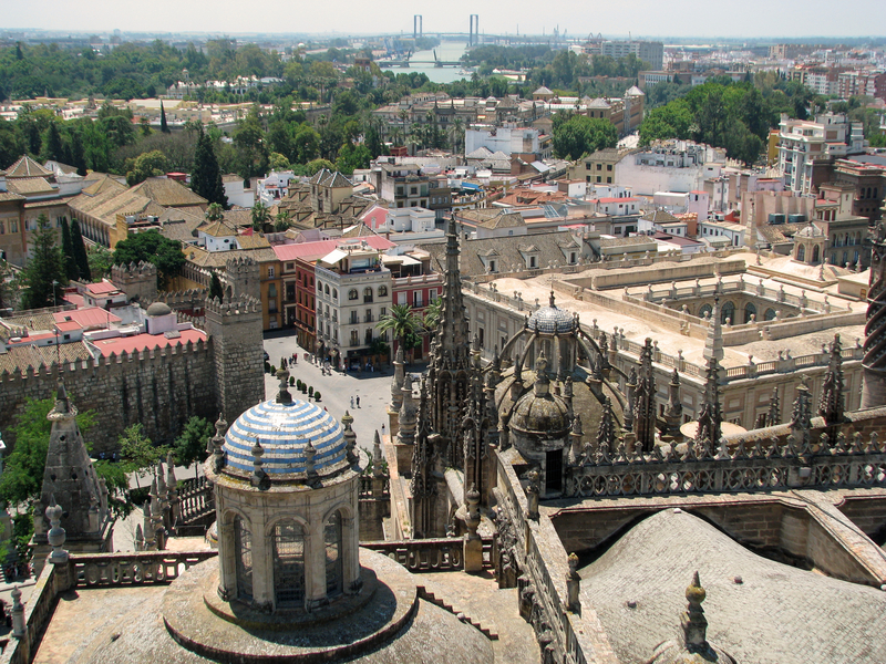 Seville is the capital of Andalusia region in Spain.
